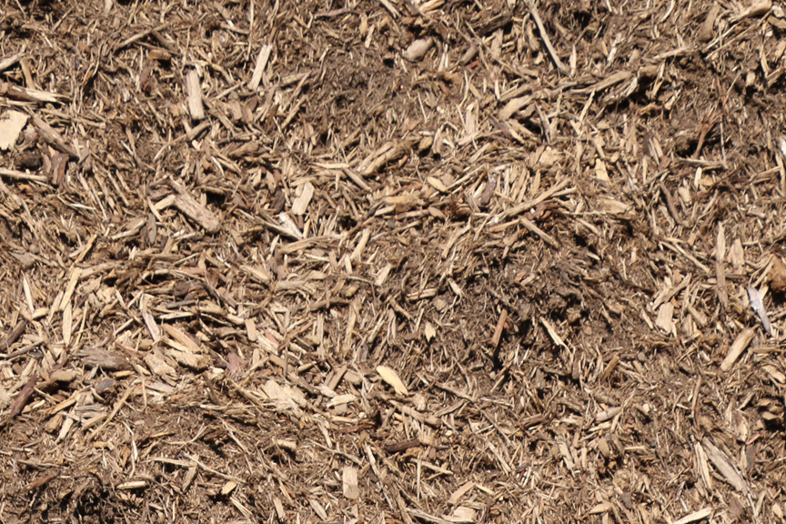 wood mulch